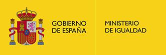 Logo Ministerio de Igualdad